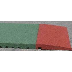 Bordure chanfreinée 1000x250 ép 25 à 10 mm