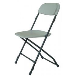 Chaise pliante Talia beige assemblable M2