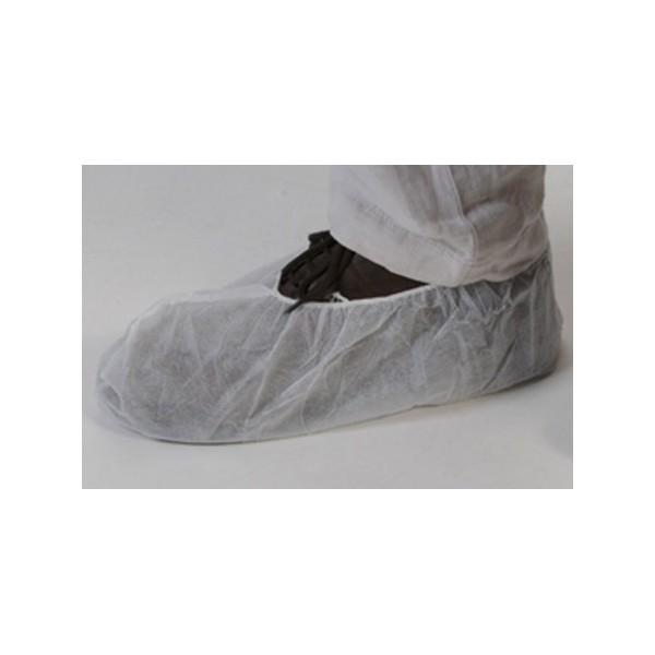 Surchaussure blanche (le carton de 2000)