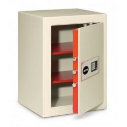 Coffre-fort reception 85 litres serrure électronique L43xP40xH60 cm