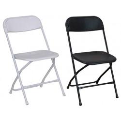 Lot de 8 chaises pliantes Mathilde M4