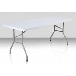 Table pliante polyéthylène Eco 183x76 cm