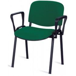 Paire d accoudoirs empilable pour chaises Emmanuelle et Evelyne