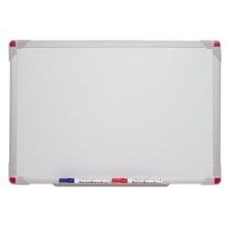 Tableaux d'affichage Eco laqué blanc 90x120 cm