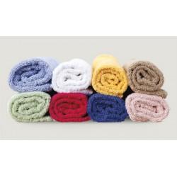 Drap de douche 70x140 cm coton blanc ou couleur 550 g