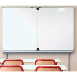 Système à hauteur variable pour tableau simple 120x200 cm