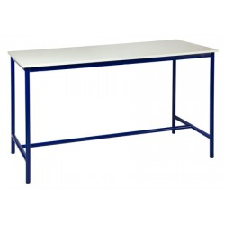 Table de techno 150x80 cm mélaminé chant ABS