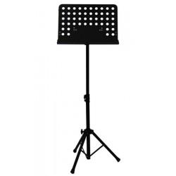 Pupitre d'orchestre hauteur réglable 61 à 113 cm