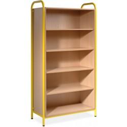 Bibliotheque haute avec cadre L100xP45xH190 cm