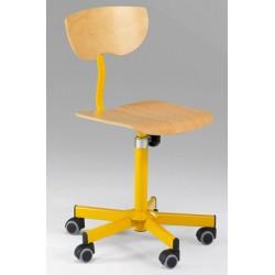 Chaise informatique Elisa réglable en hauteur