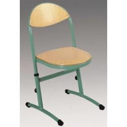 Chaise réglable appui sur table Morgane T3 à T6