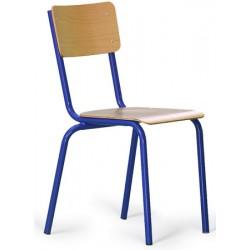 Chaises scolaires Tiphaine 4 pieds T4 à T7