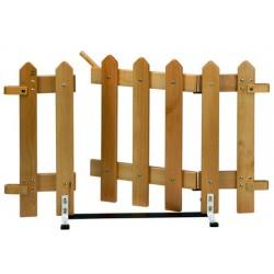 Portillon décoratif simple L100xH60 cm