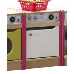 Lave vaisselle L40xP35,5xH55 cm