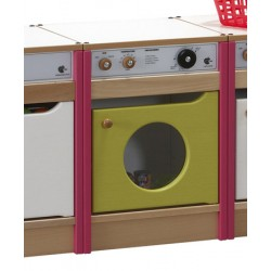 Machine à laver L40xP35,5xH55 cm
