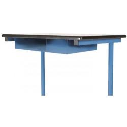 Casier métallique pour table maternelle
