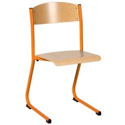 Chaise Lulu appui sur table maternelle T1 à T4