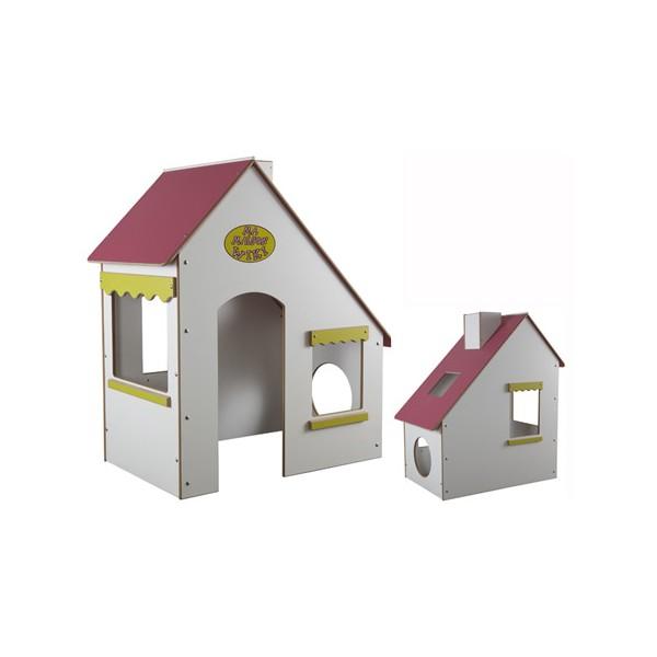 Maisonnette d'interieur L149xP88xH165 cm