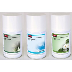 Lot de 12 aérosols parfum Kilimanjaro 243ml pour diffuseurs Selectplus et Pulse