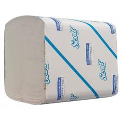 Carton de 36 paquets de papier hygienique blanc Scott 2p 250f