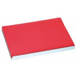 Carton de 500 sets de table papier 30 x 40 cm rouge