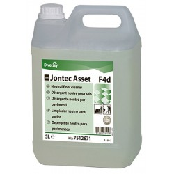 Détergent neutre sol parfume spray Jontec asset 5L
