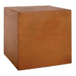 Cube en béton Ars 48 x 48 x H 48 cm