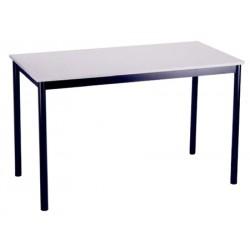Table Comité plateau stratifié ép 24 mm chant ABS 80 x 80 cm T1 à T6